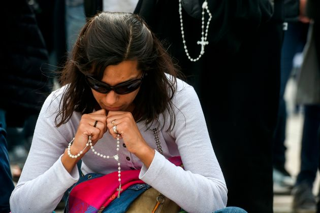 Prayers for the missing in Buenos