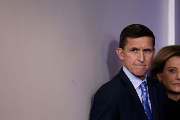 Former national security adviser Michael Flynn could be cooperating with the special counsel's investigation...