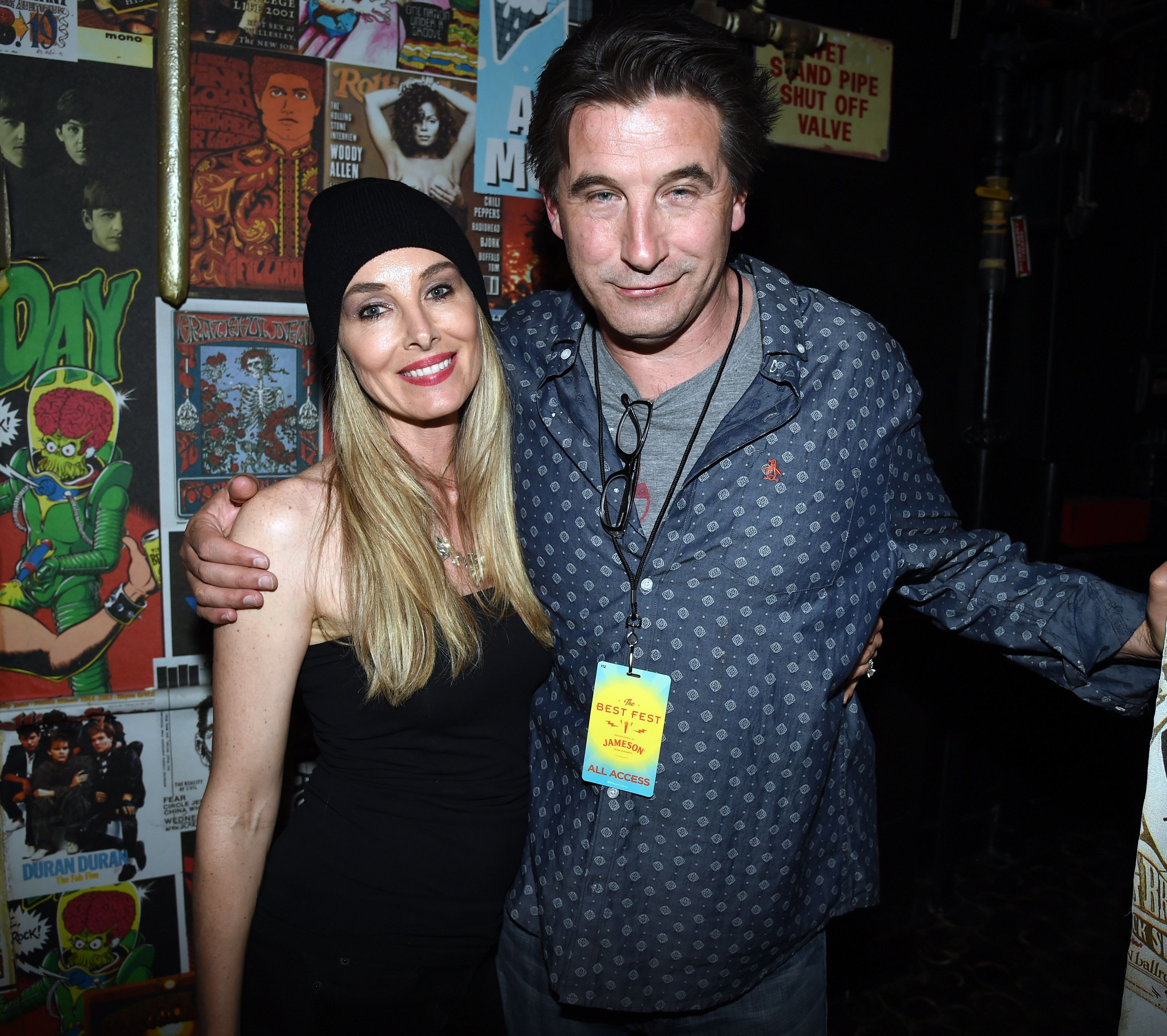Actor Billy Baldwin Accuses Donald Trump Of Hitting On His Wife