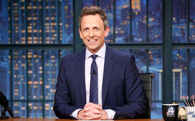 Seth Meyers To Host 2018 Golden Globe