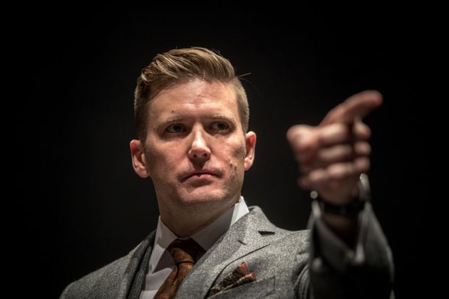 Richard Spencer Is Reportedly Banned From Over 26 European Nations