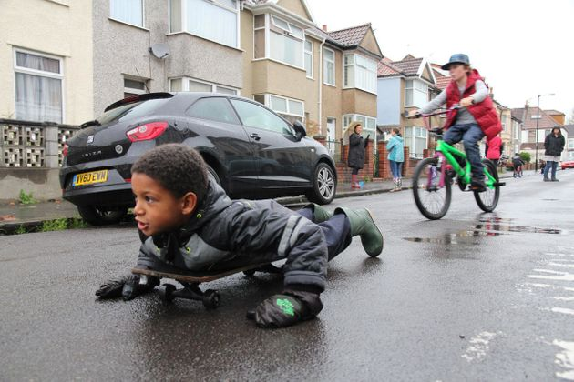 Playing Out: The Movement Encouraging Parents To Fight For Their Children's Right To Play Outside In...