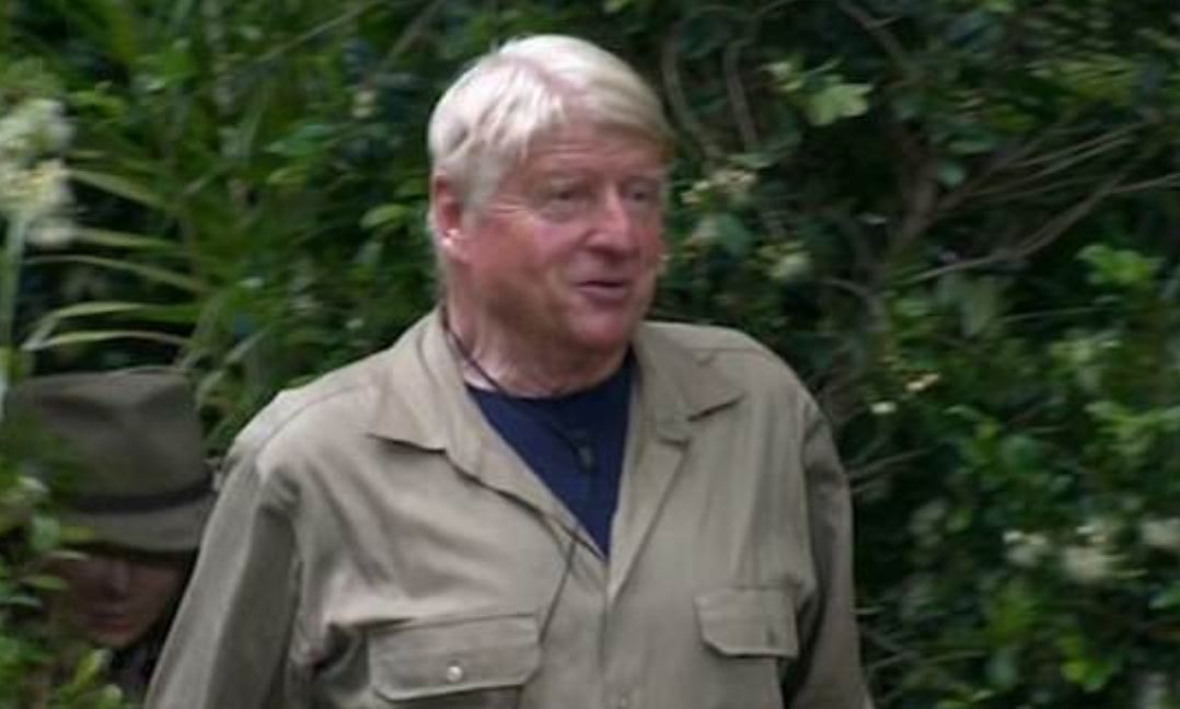 'I'm A Celebrity' Viewers Left Howling After Stanley Johnson 'Fart'
