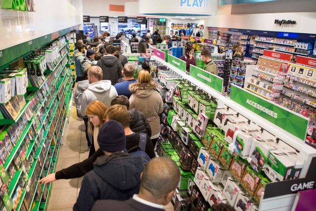 British Black Friday Was Once Again A Wonderfully Civilized
