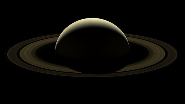 NASA releases the final photo of Saturn taken by Cassini