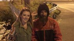 Une femme récolte plus de 300 000$ pour un sans-abri qui lui a remis son dernier