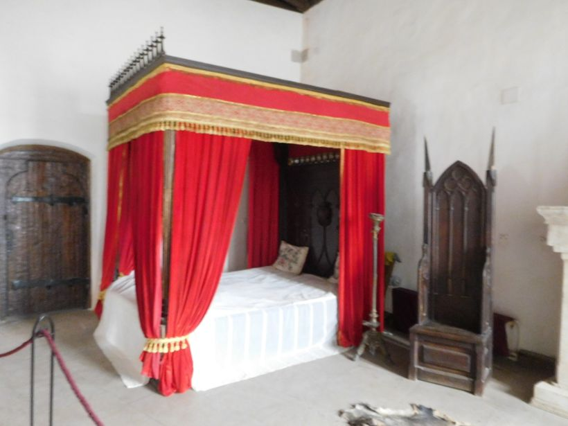 <strong>Royal bedchamber</strong>