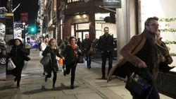 How An 'Altercation' Between Two Men Turned Black Friday Into Mass Panic On London's Oxford