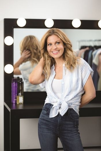 "Candace Cameron Bure - ""Staying Stylish"""