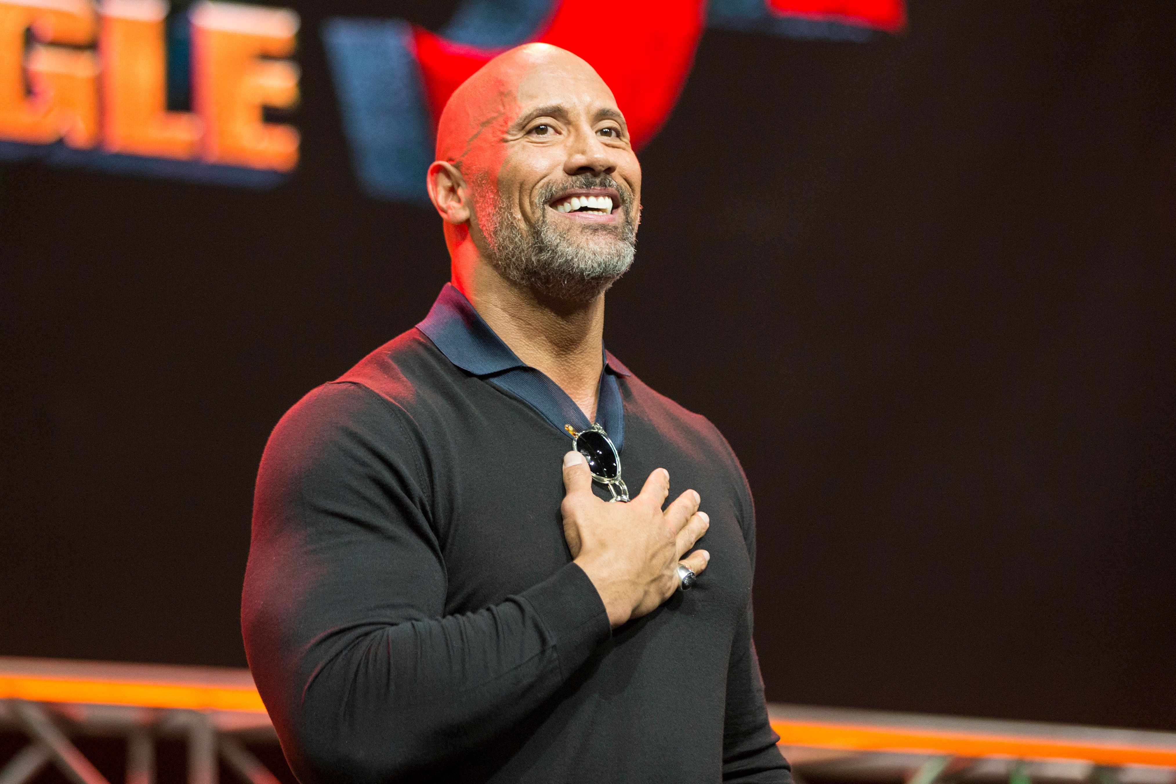 Dwayne Johnson Remembers When His Family Couldn't Afford Thanksgiving Dinner