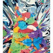 Jeff Koons, PLAY-DOH, 2015, Archival Pigmented Inkjet