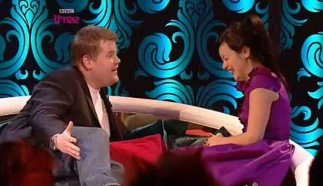 Lily Allen Recalls Uncomfortable James Corden