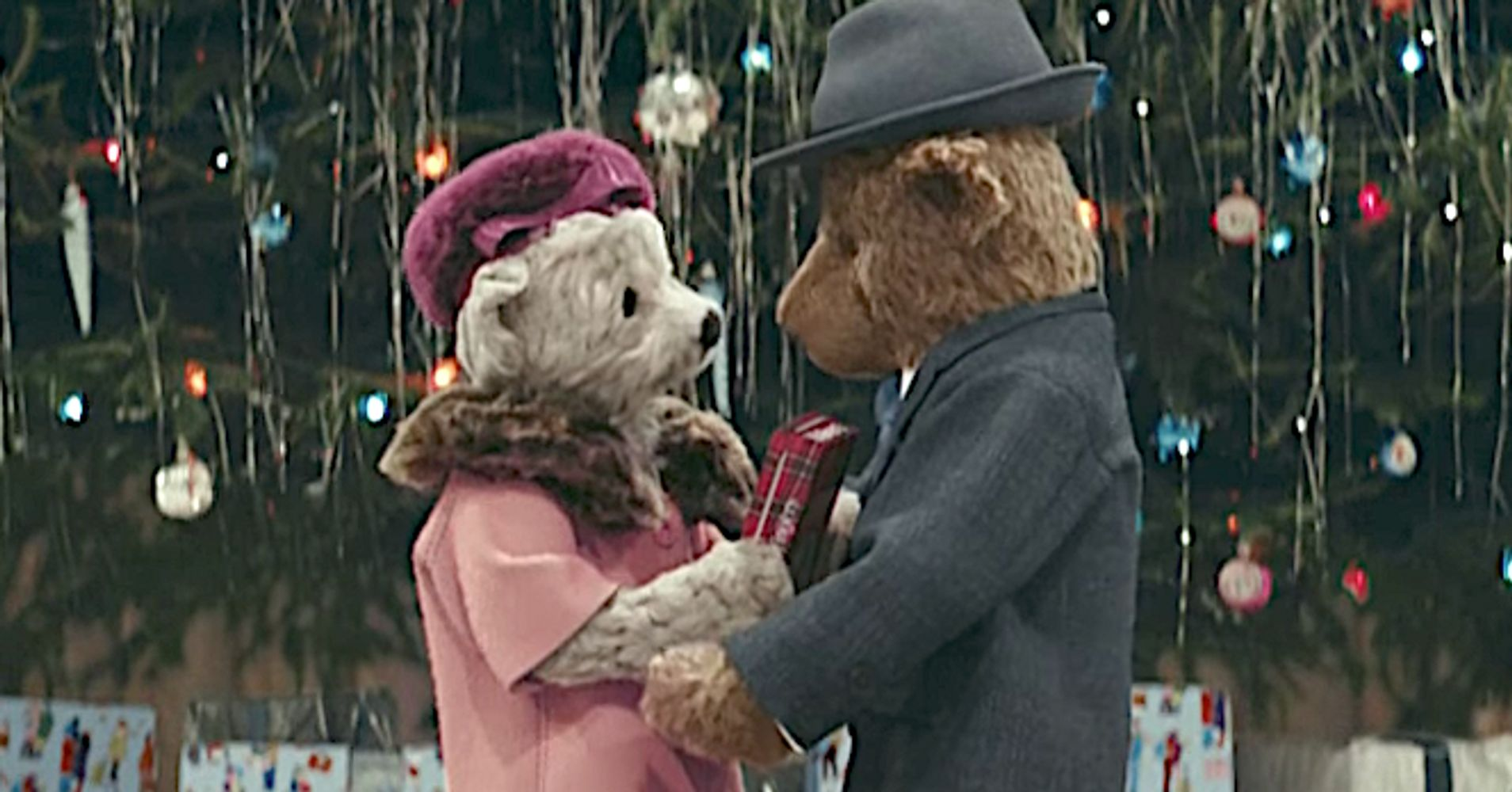 2017s holiday ads will make you feel all warm and fuzzy inside huffpost - Best Christmas Commercials