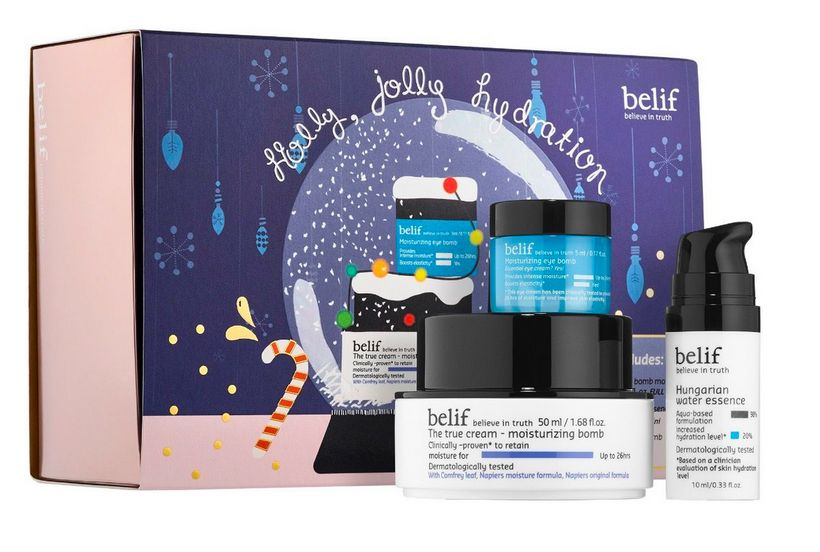 "Holly, Jolly Hydration Set from <a rel=""nofollow"" href=""https://www.belifusa.com/product-display/?sku=Holly%2C+Jolly+Hydratio"
