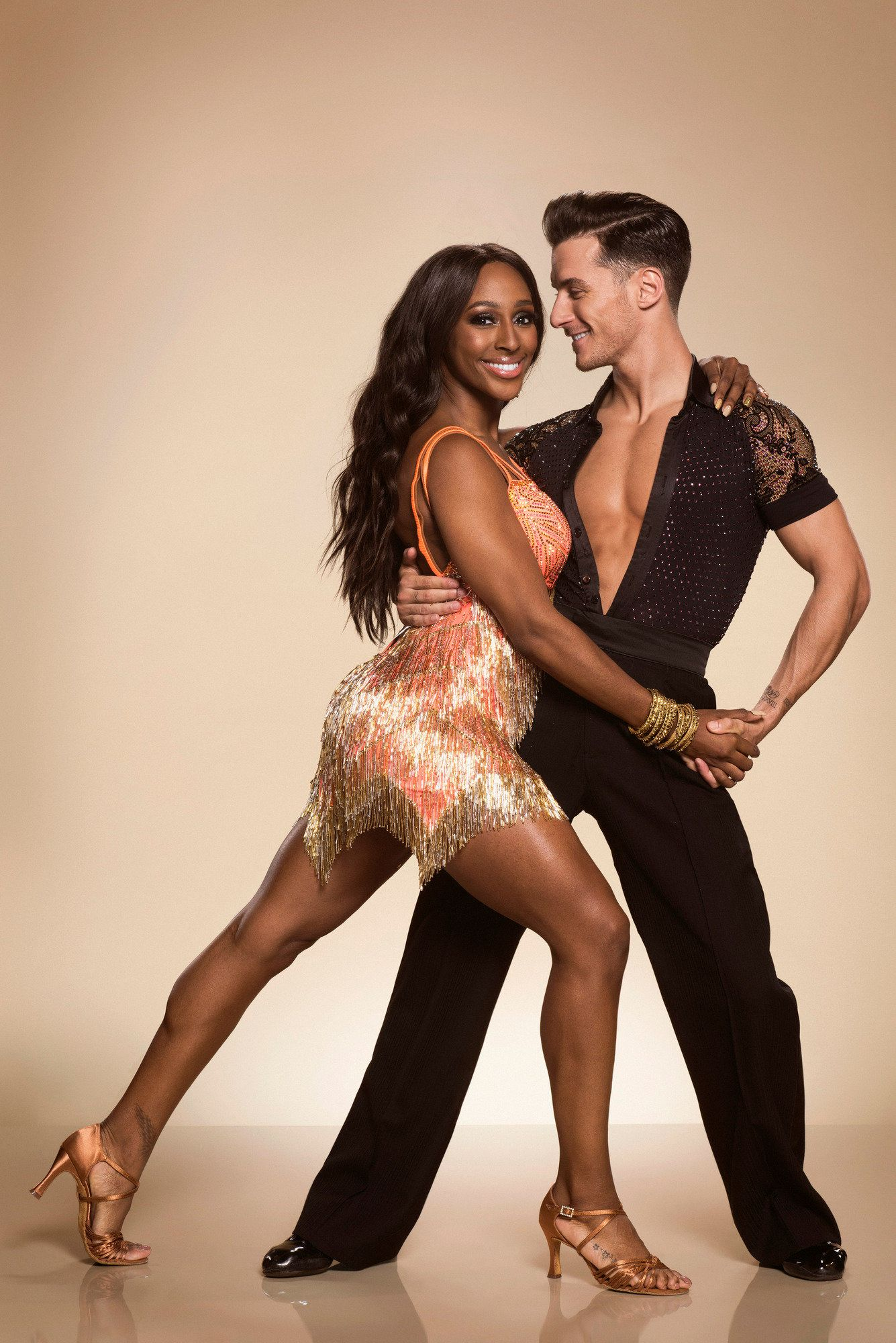 Alexandra Burke Slams 'Sad' Media Reports That Have Plagued Her Time On 'Strictly Come