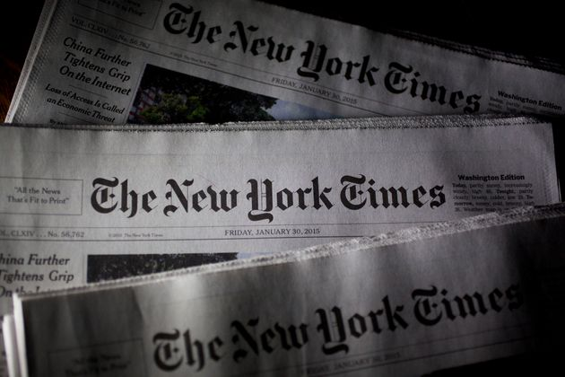 NYT Accused Of Normalising White Nationalism In 'Nazi Sympathizer'