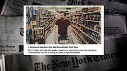 NYT Accused Of Normalising White Nationalism In 'Nazi Sympathizer'