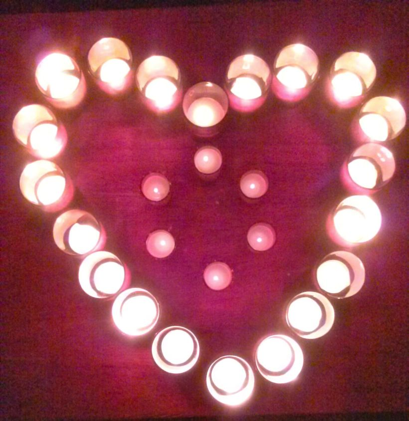 December 2014- From our Compassionate Friends chapter's candlelighting ceremony