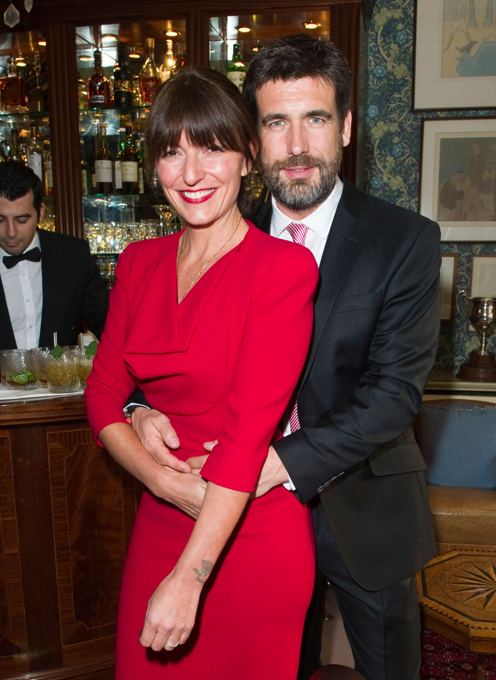Davina McCall Announces Split From Husband Matthew Robertson After 17
