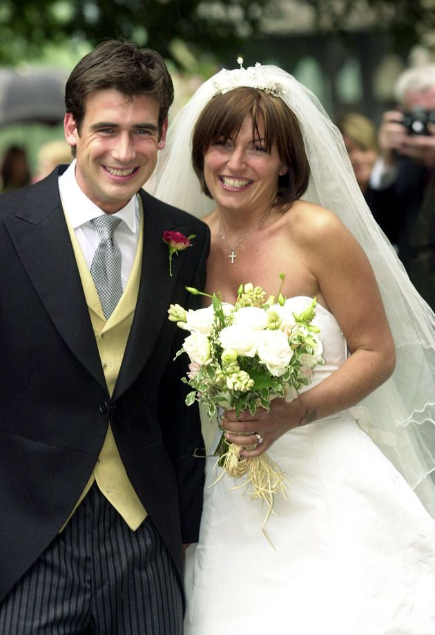 Davina and Matthew married in