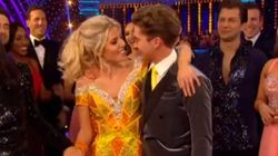 'Strictly Come Dancing' Stars Chant For Mollie And AJ To Kiss In Biggest Hint Yet They're