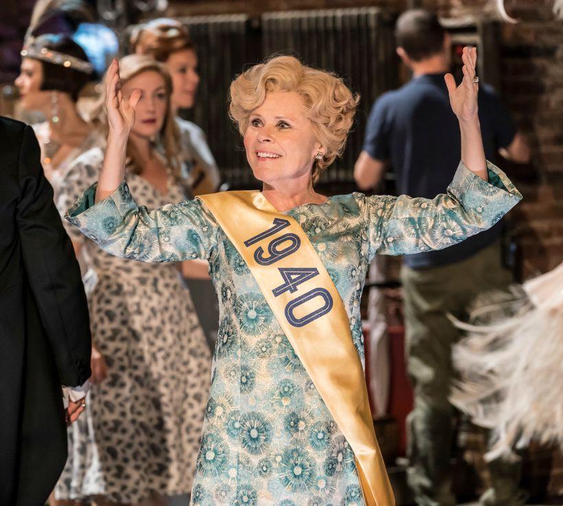 Imelda Staunton in <em>Follies</em>
