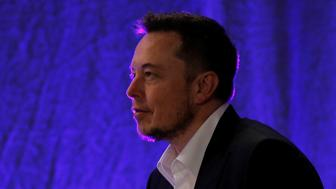 Tesla Motors CEO Elon Musk takes the stage to speak at the National Governors Association Summer Meeting in Providence, Rhode Island, U.S., July 15, 2017. REUTERS/Brian Snyder