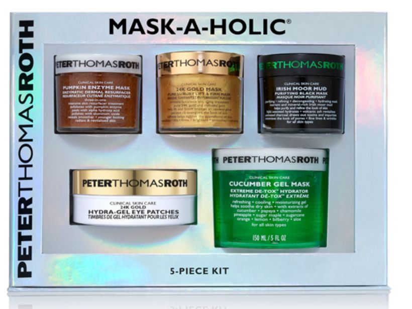 "<strong>Mask-A-Holic Kit 2017</strong> from <a rel=""nofollow"" href=""https://www.peterthomasroth.com/product/all-products/mask"