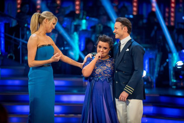 Kevin and Susan exited 'Strictly' on