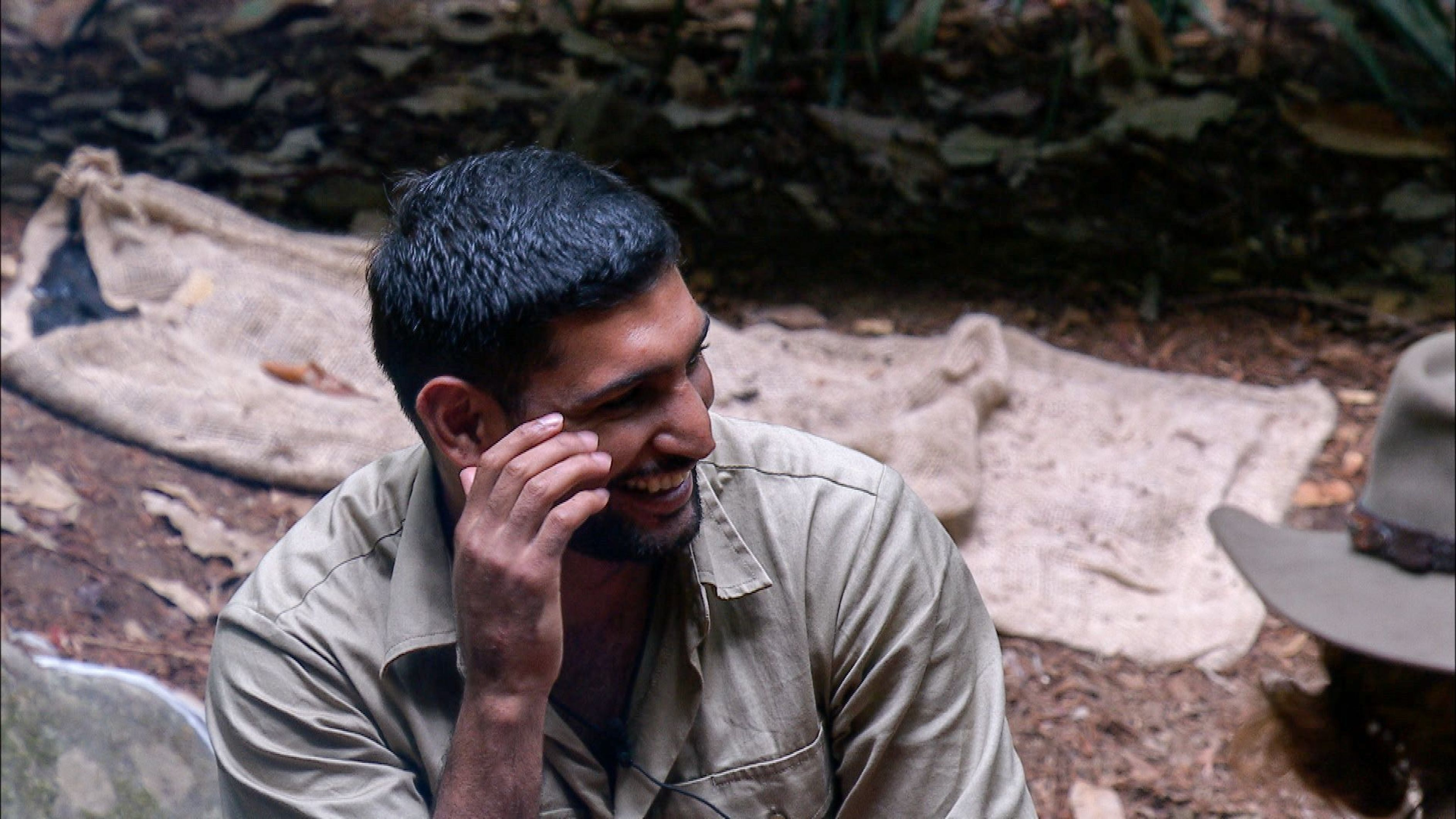 I'm A Celebrity's Amir Khan Mocked After Asking If A Woman Has Ever Been Prime