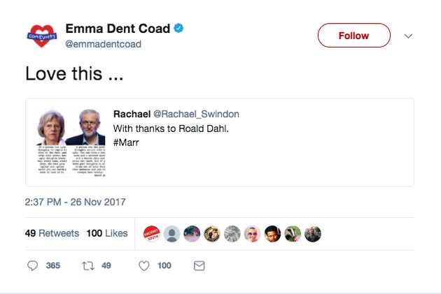 The Labour MP triggered a backlash on