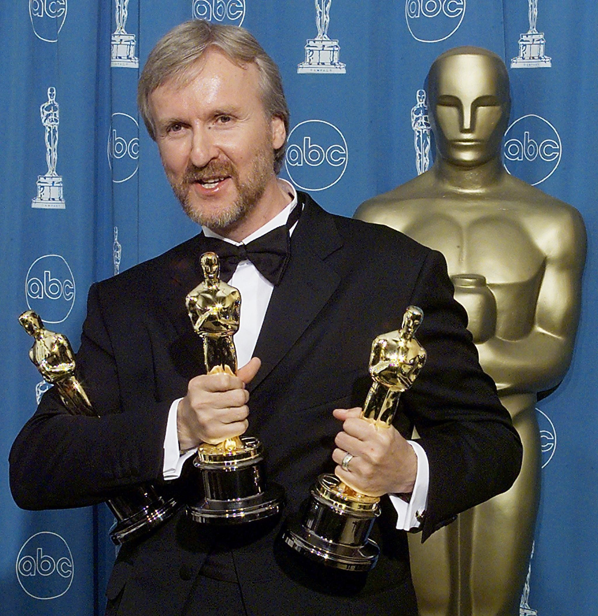 'Titanic' Director James Cameron Reveals He 'Almost Hit Weinstein With His Oscar' At The 1998