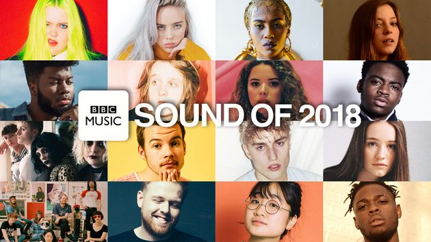 The 16 acts nominated for the BBC's Sound Of