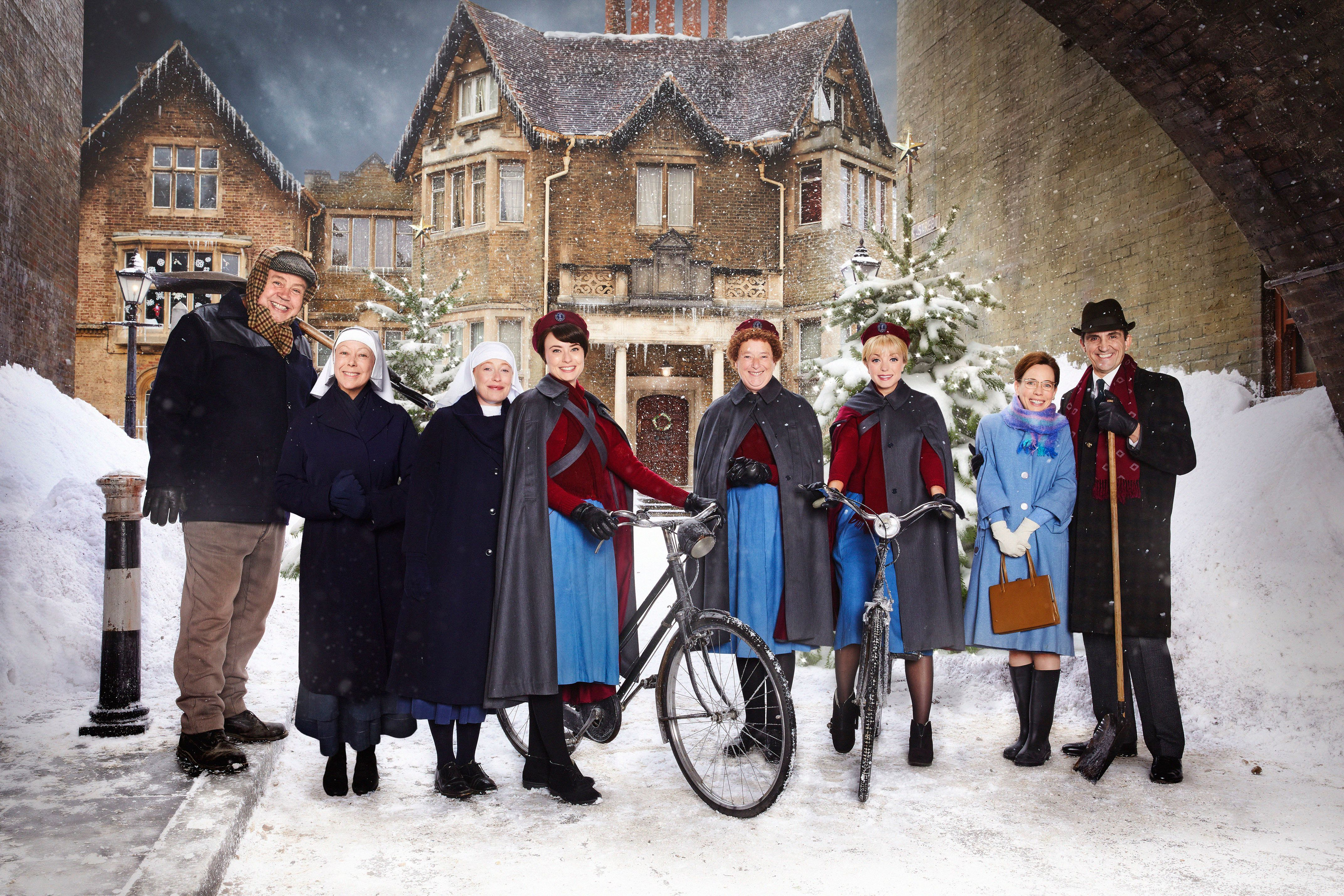 'Call The Midwife' also came out on top in
