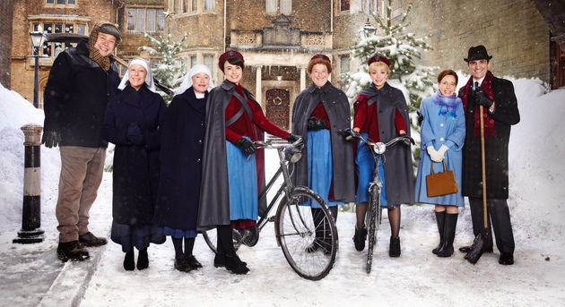 'Call The Midwife': 17 Filming Secrets From The BBC Drama's