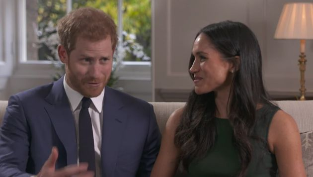 Prince Harry and Meghan Markle revealed more about their engagement in an interview on