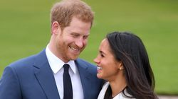Meghan Markle, Prince Harry Release Previously Unseen Pic For Engagement