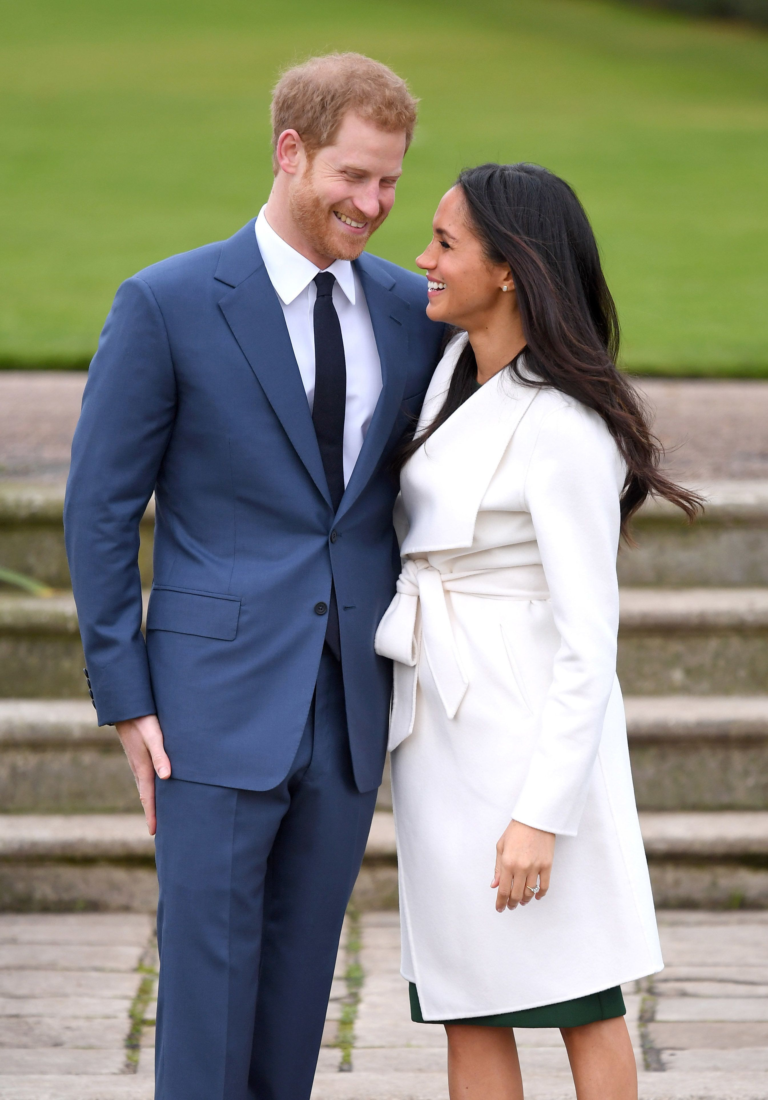 Meghan Markle's Father, Who Has Never Met Prince Harry, Will Walk Her Down The