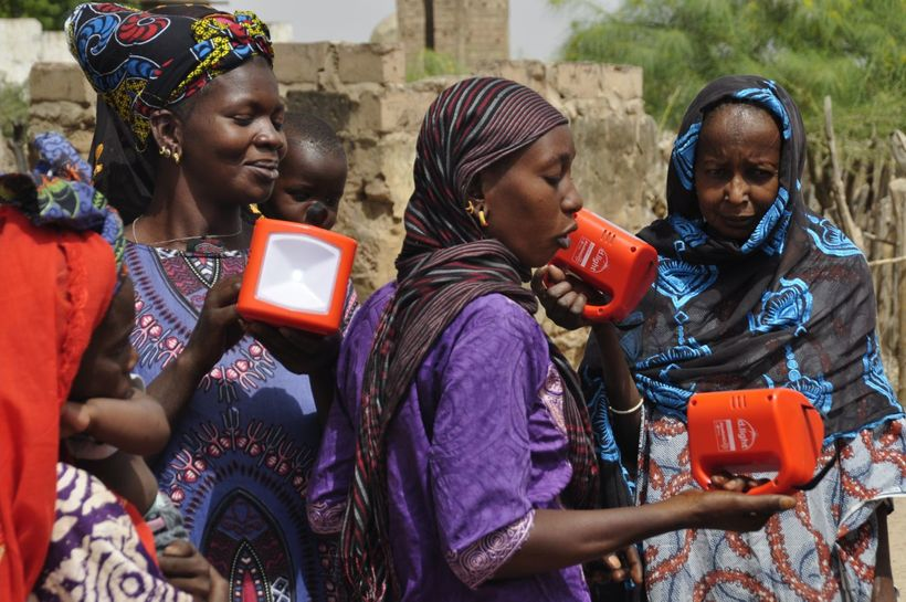 Women entrepreneurs in Tambacounda, Senegal, mobilize to provide access to modern energy and transform the life of thousands