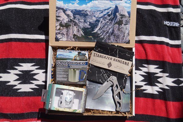 Starts at $33/month. The Nomadik Subscription Box is a high-end outdoor and adventure subscription box that offers best-in-cl