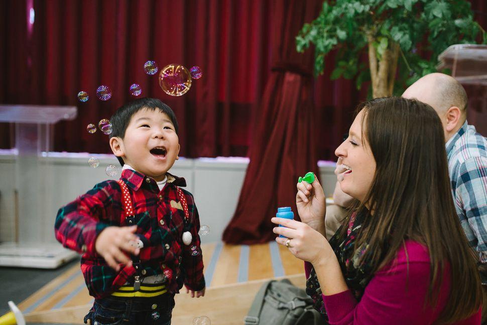"""Anna-Marie and Brian were in Korea to meet their second son,<a href=""http://www.welkinlight.com/tobins-adoption-korea-"