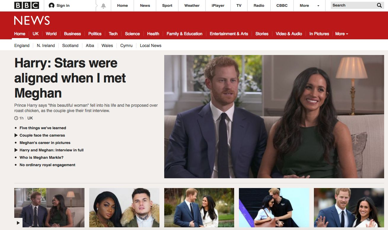 10 Important Stories Buried By All That Royal Wedding