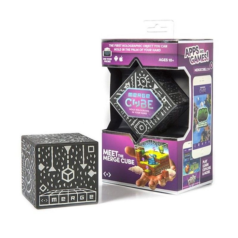 At $14.97 the Merge Cube is the ultimate mobile AR stocking stuffer.