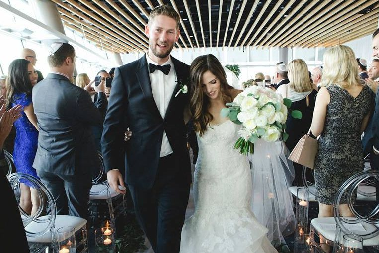 <em>Newlyweds shouldn't have to donate turned out to be a pretty stupid theory</em>