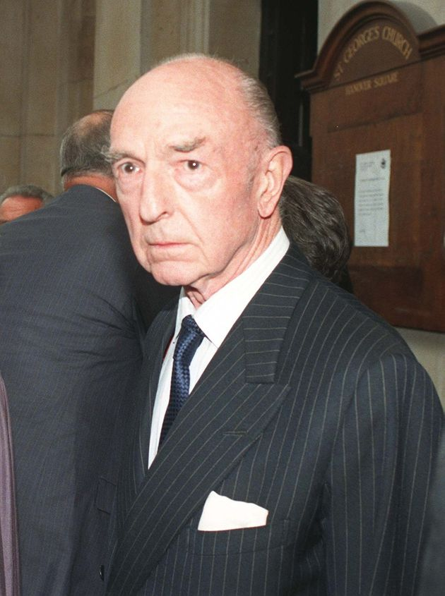 Profumo quit after a notorious 1960s sex