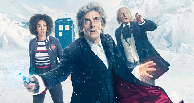 'Doctor Who' Christmas Special: Steven Moffat Reveals Peter Capaldi Helped Write Regeneration As New...