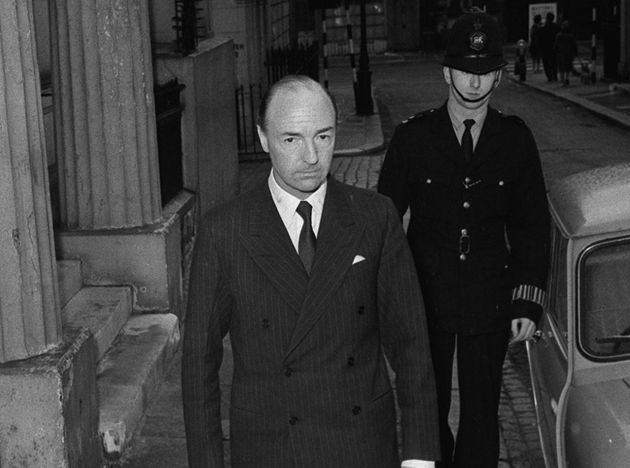 Former Tory minister John Profumo had a long-running relationship with a glamorous Nazi spy who may have...