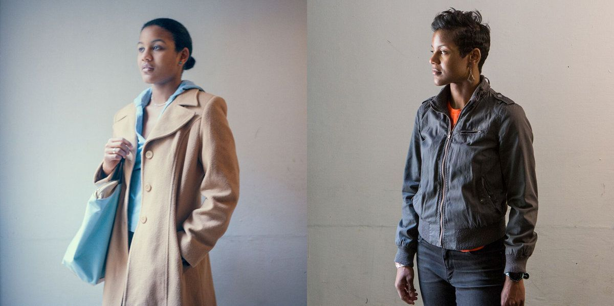 Photographer Takes Portraits Of Friends 17 Years Apart To Show How Time Transforms