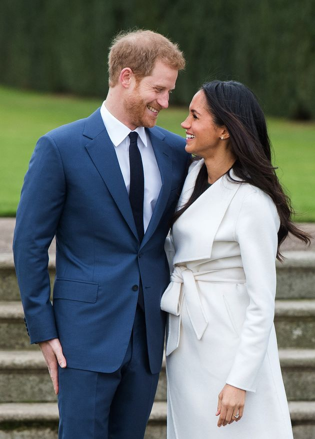Empics Entertainment Prince Harry And Meghan Markle Have Announced The Date For Their Wedding