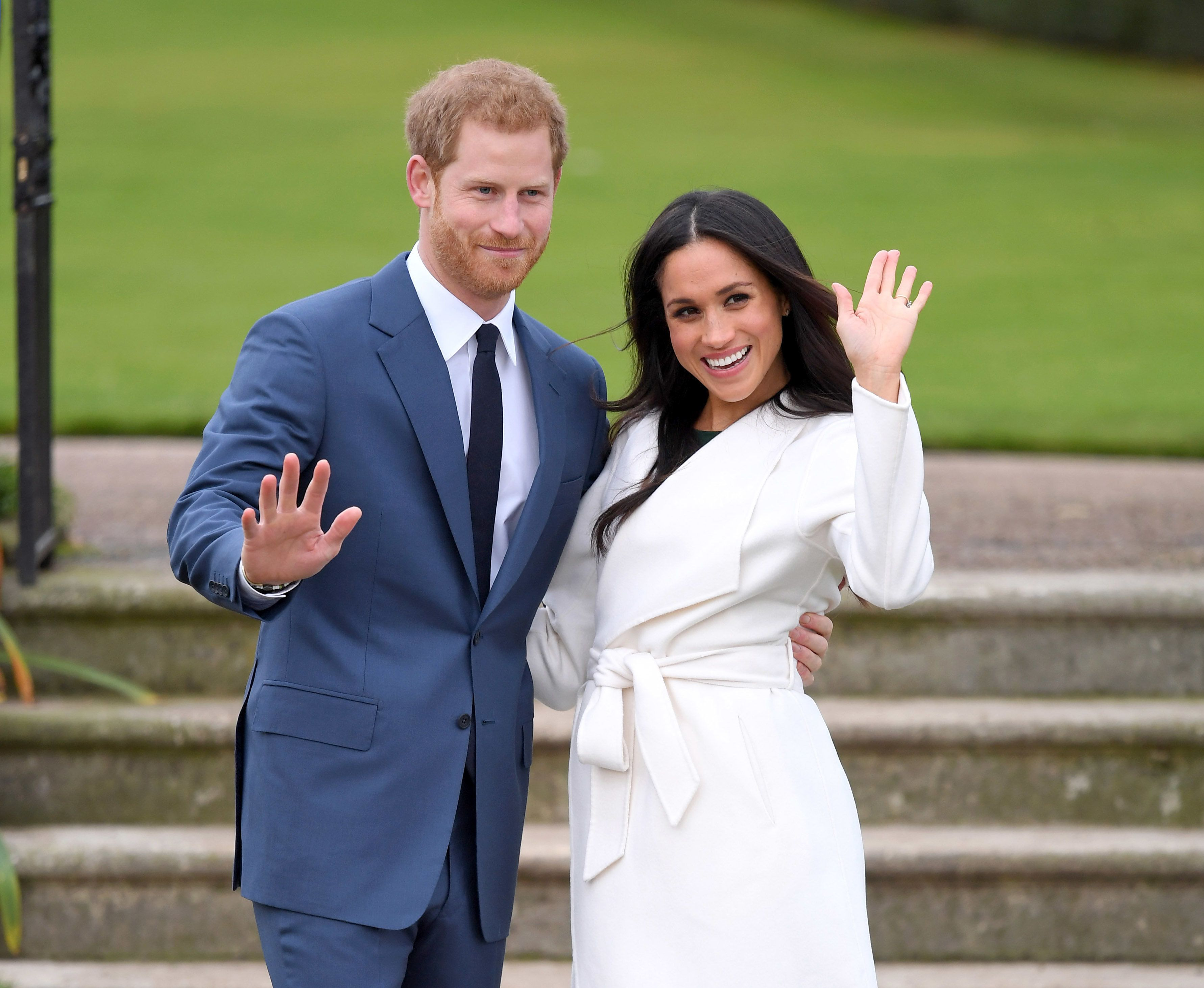 Meghan Markle And Unrestrained Black